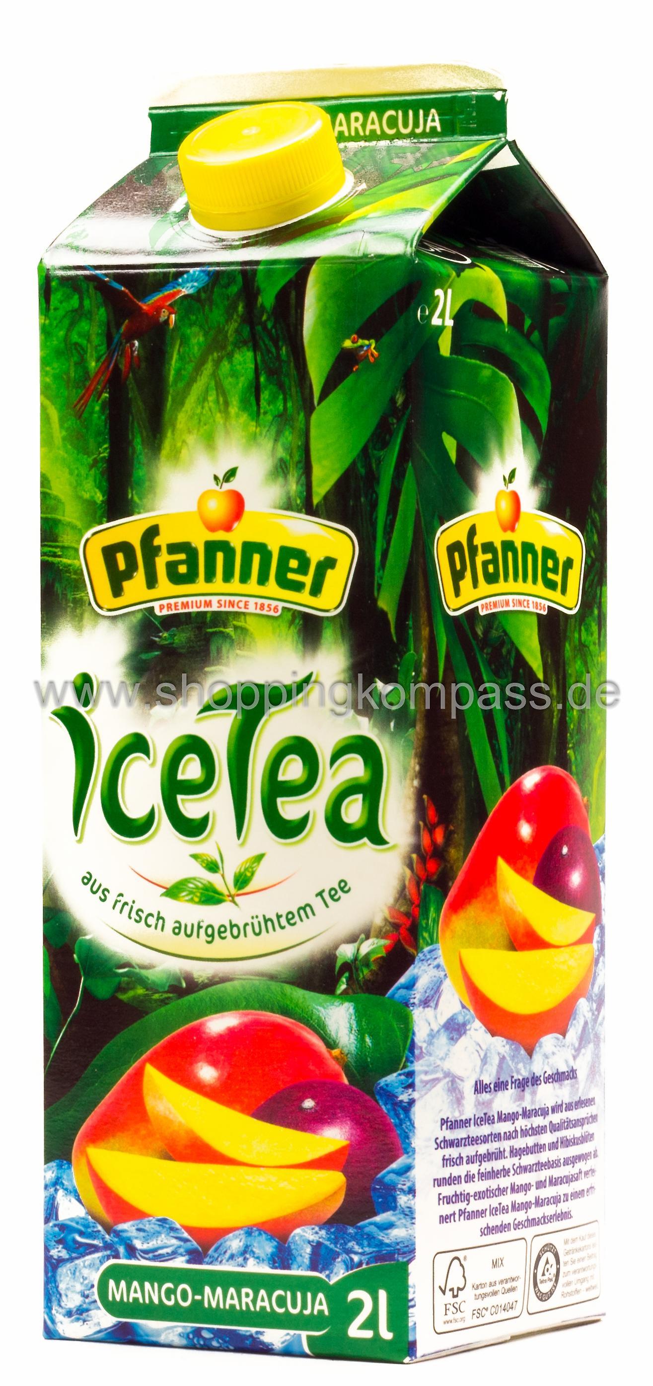 Pfanner Mango Maracuja