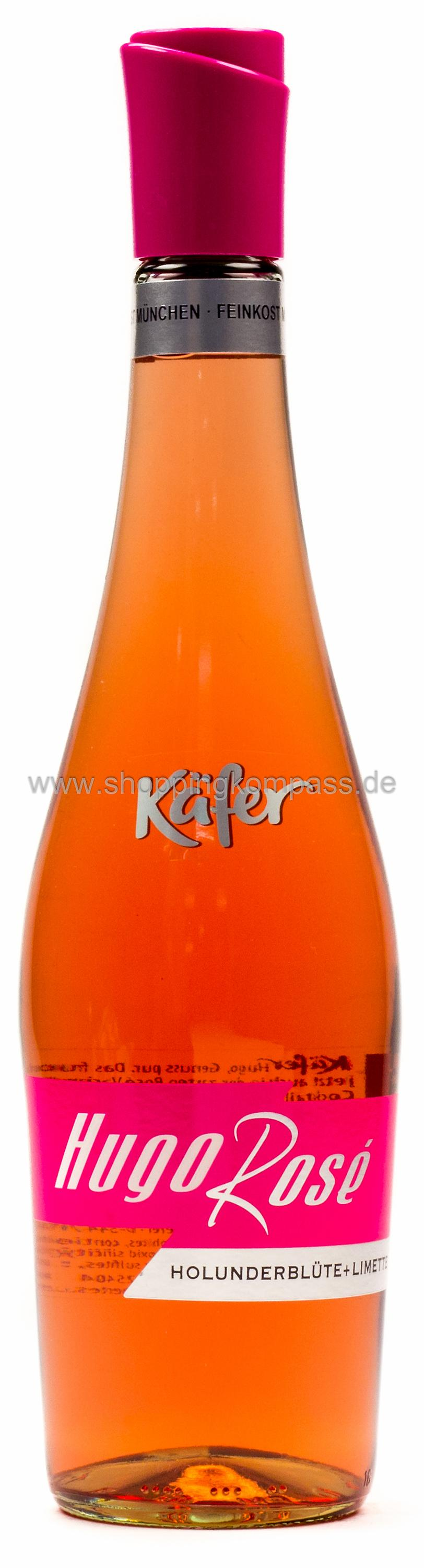 Käfer Hugo Rose 0,75 l