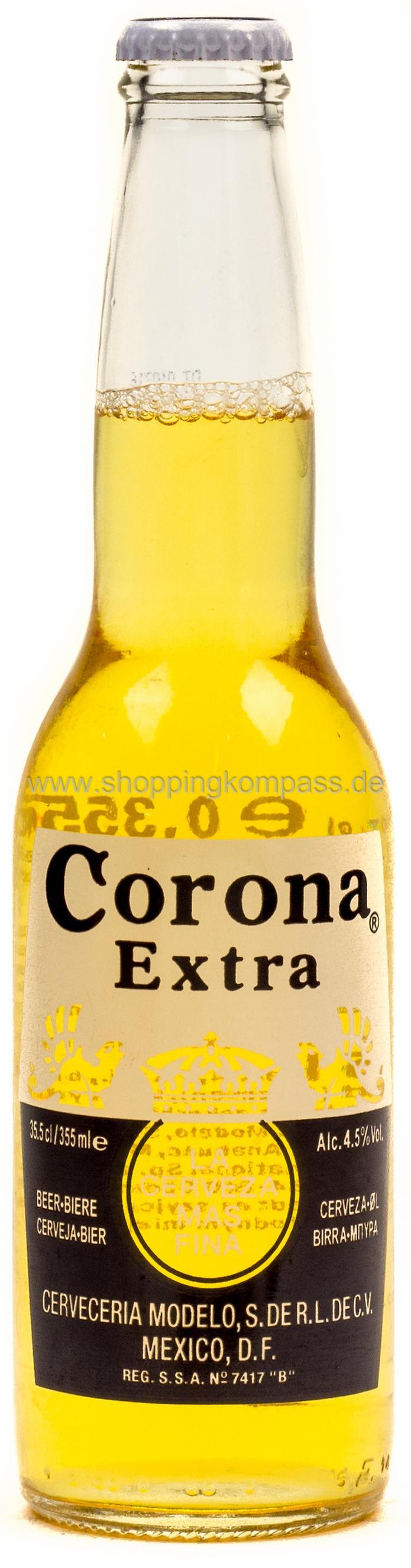 Corona Bier Bild