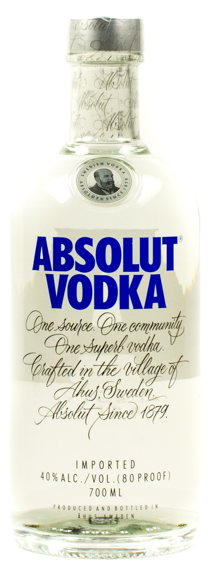 Absolut Vodka Imported 0,7 l