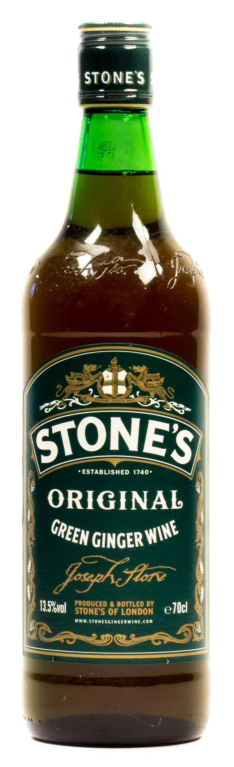 Stones Original Green Ginger Wine 0,7 l