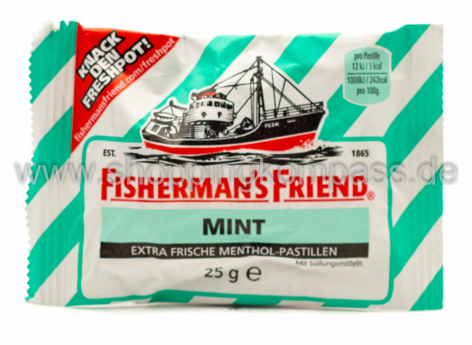 Fisherman's Friend Mint 25 g