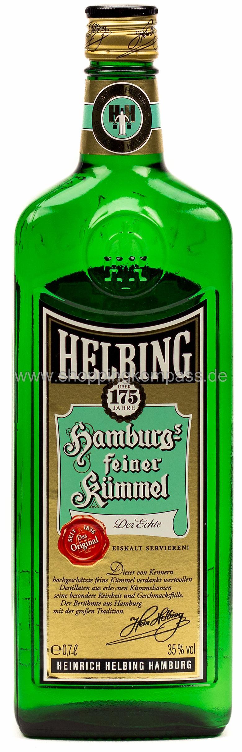 Helbing Kümmel 0 7 L Ihr Zuverlässiger Lieferservice