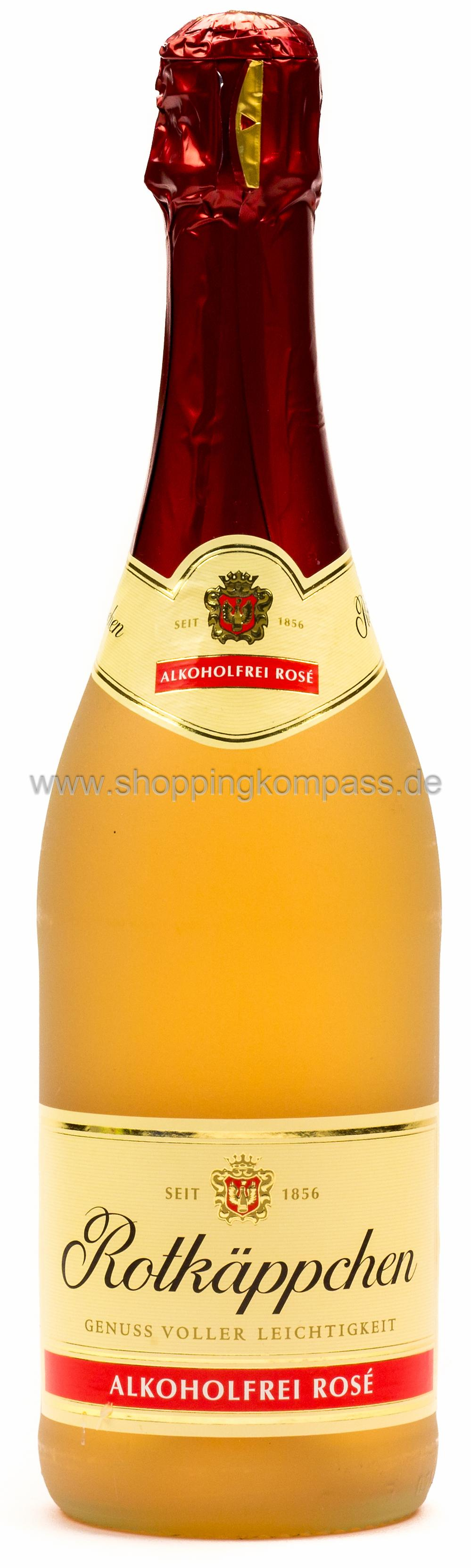 Rotkäppchen Sekt Alkoholfrei Rose