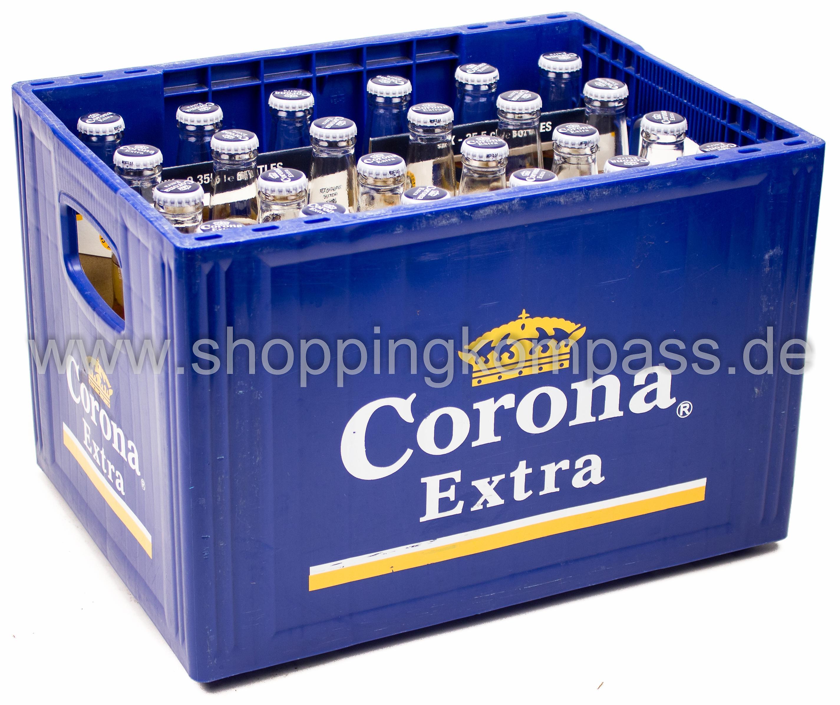 Corona Extra Kasten 4 X 6 X 0355 L Glas Mehrweg