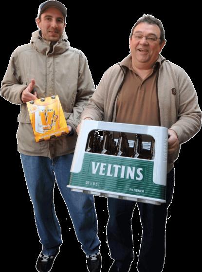 Getränke Star Terdin - Ihr Getränkelieferservice in Gladbeck!