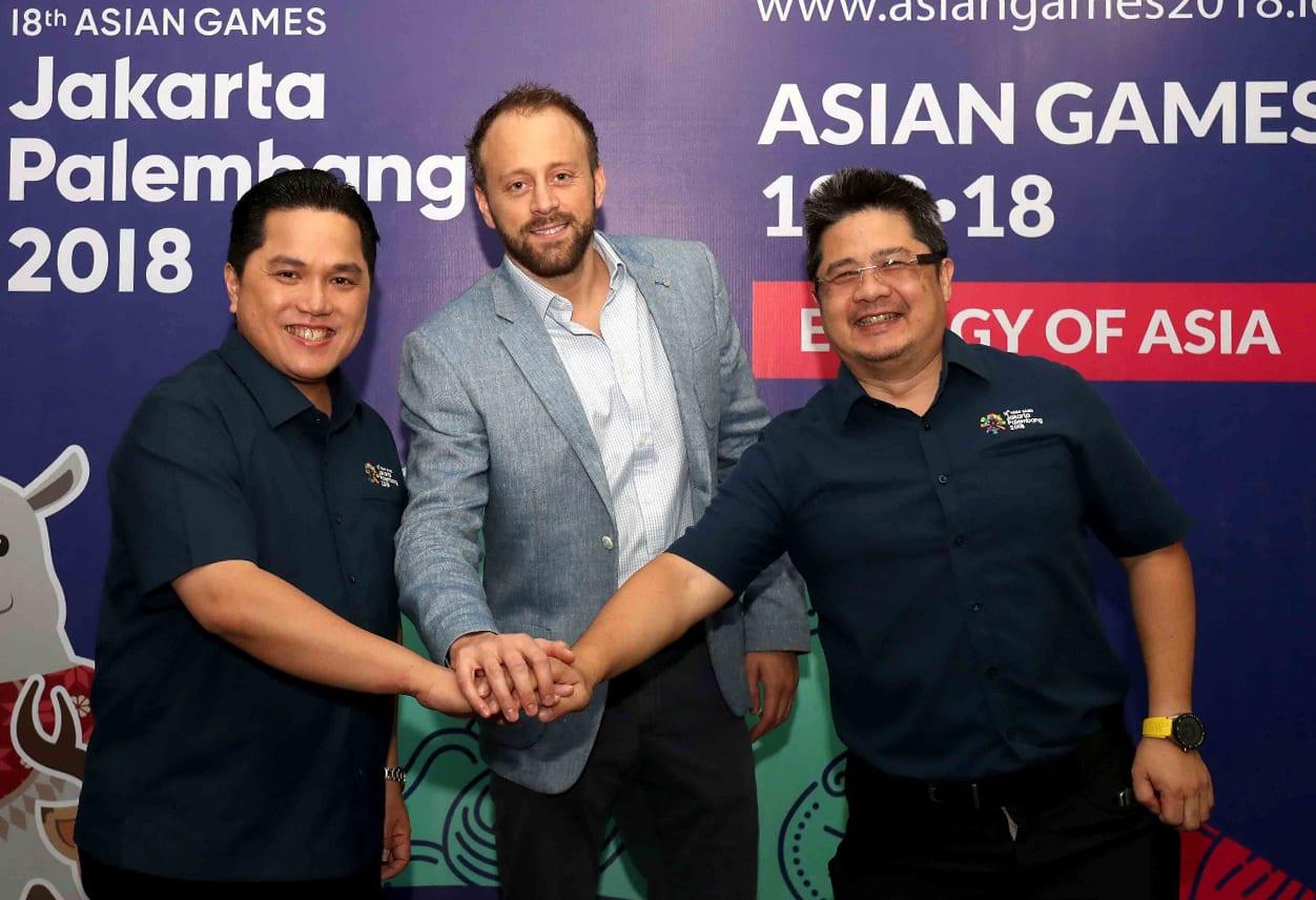 Asian games PR
