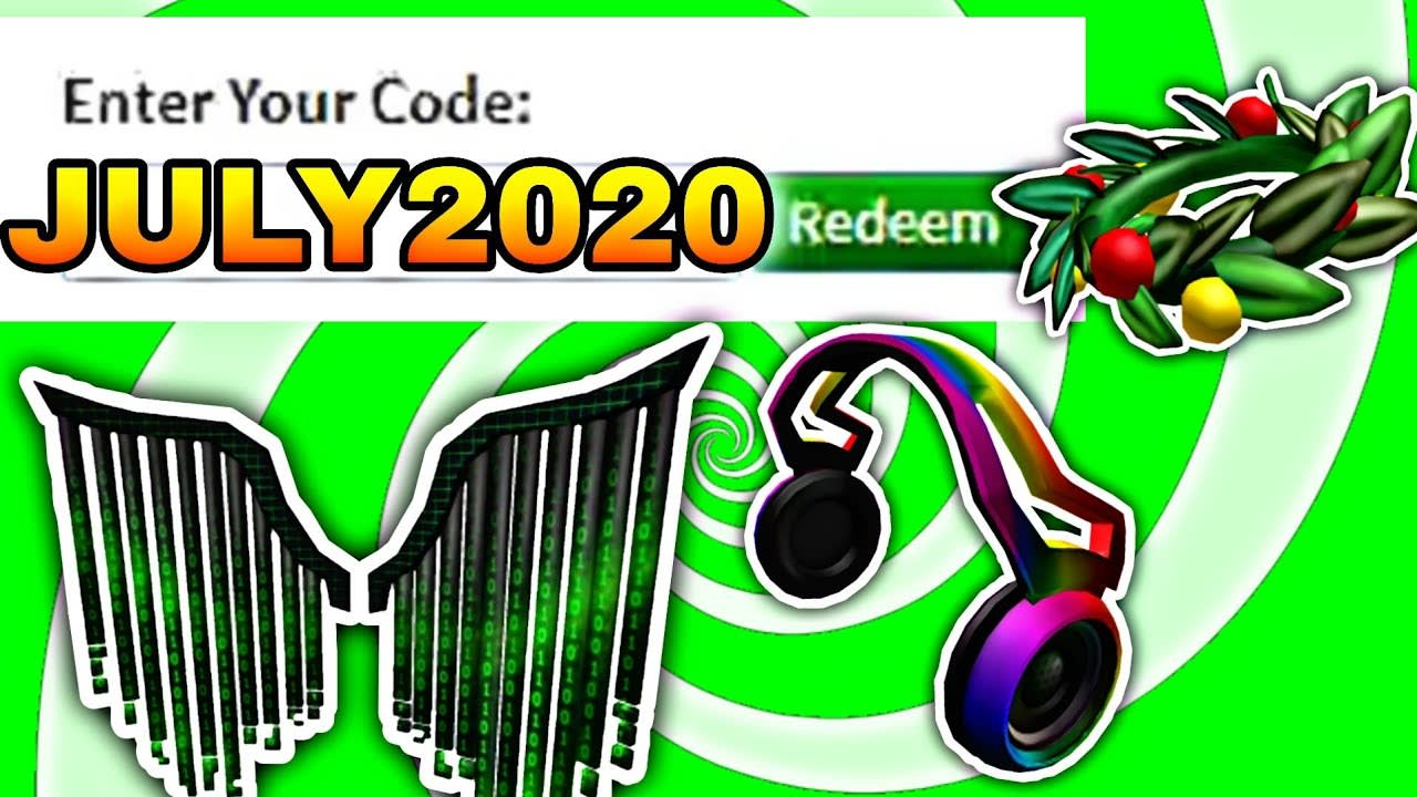 *JULY* ROBLOX PROMO CODES 2020! ALL WORKING JULY 2020 CODES  Roblox Promo Codes 2020 New Not expired