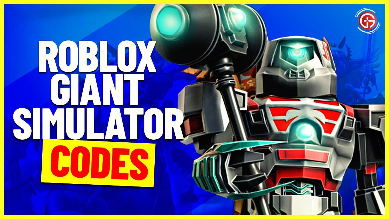 ROBLOX  WORKING GIANT SIMULATOR NEW CODES (FEBRUARY 2021)