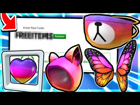 *FEBRUARY* ALL NEW 6 SECRET ROBLOX OP WORKING ROBLOX PROMO CODES! *WORKING NOT EXPIRED*