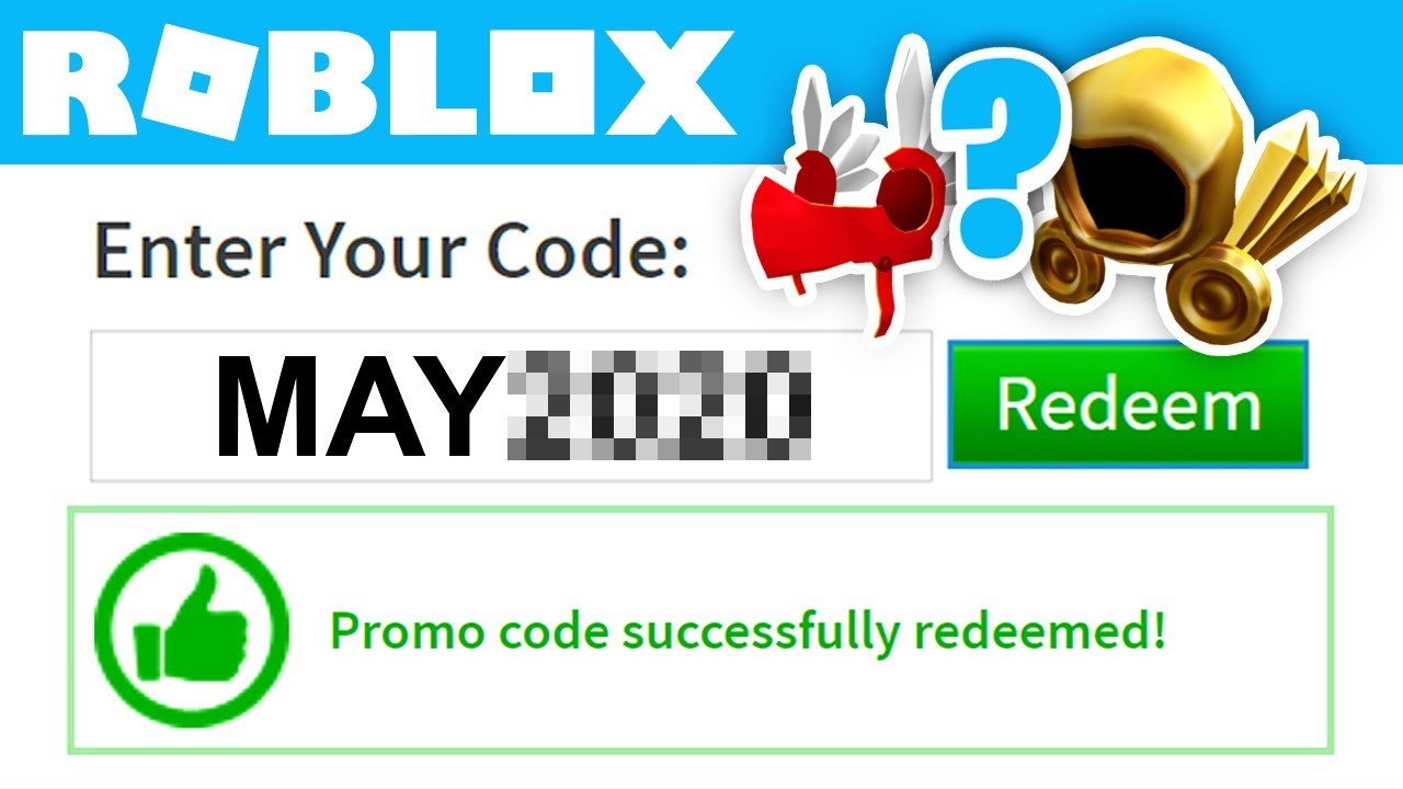 *MAY 2020* ALL WORKING ROBLOX PROMO CODES! (NOT EXPIRED!)