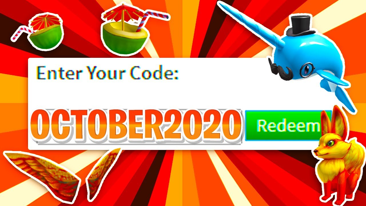 *NEW* Roblox Promo Codes on Roblox 2020 | Roblox Working NEW Secret Promo Codes (OCTOBER)