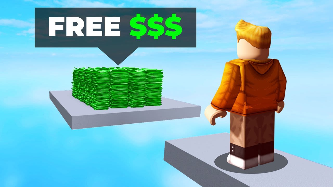 FREE ROBUX.. Seriously..