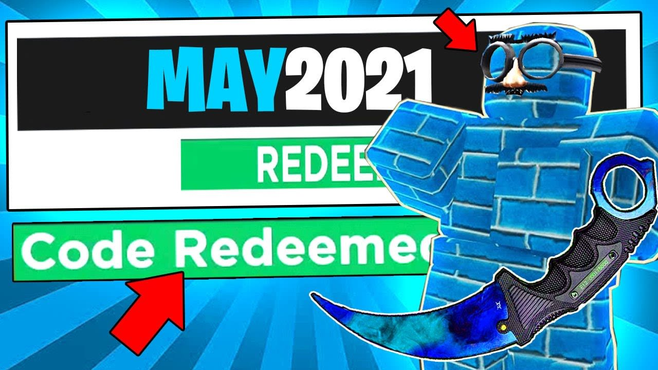 *NEW* ALL WORKING CODES FOR ARSENAL MAY 2021!! ROBLOX ARSENAL CODES 2021