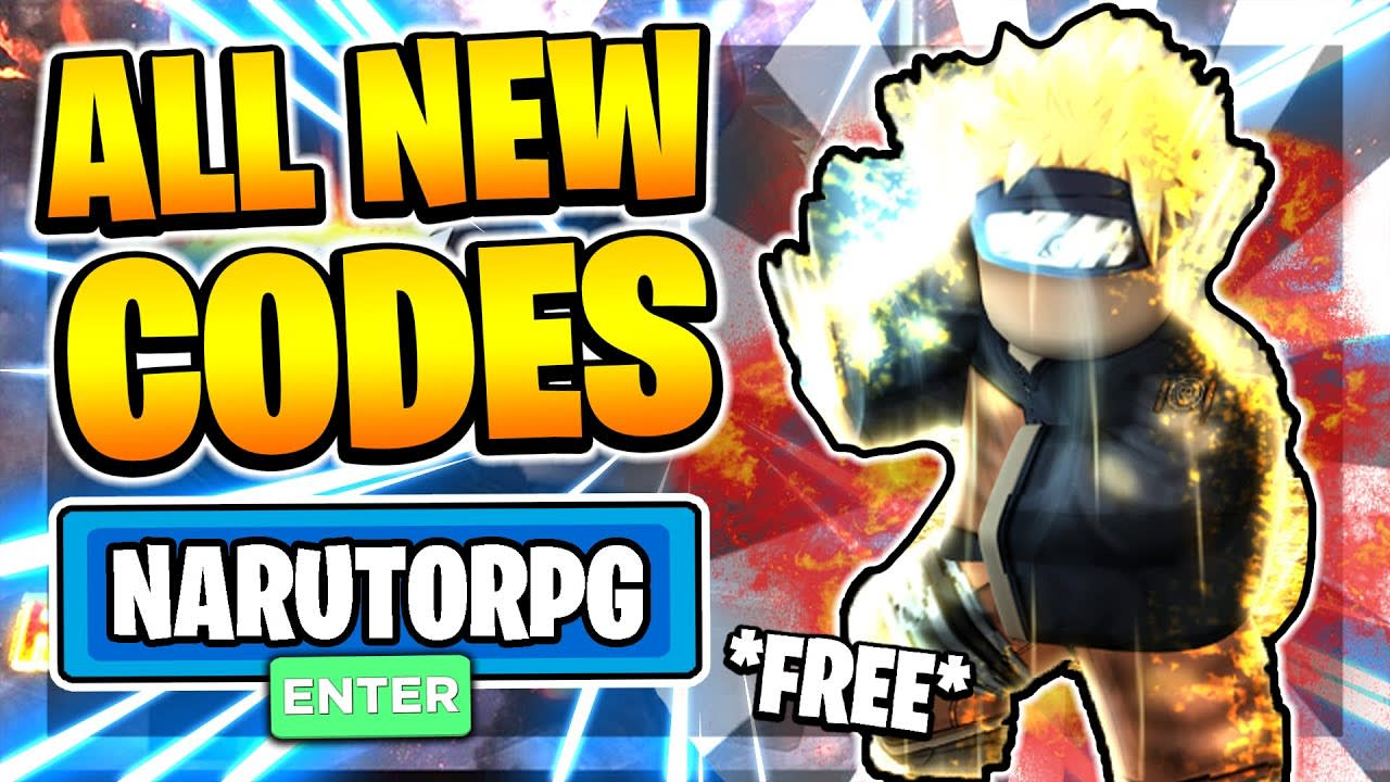 ALL NEW CODES in NARUTO RPG:BEYOND! -  Roblox Naruto RPG: Beyond beta Codes