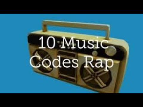 10 Music Codes (ROBLOX) (deleted)