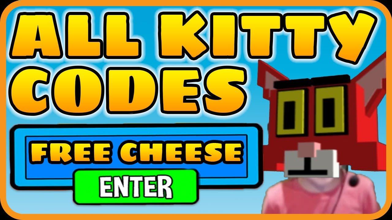 Roblox Kitty Codes [Roblox Promo Codes] - RGCfamily Roblox