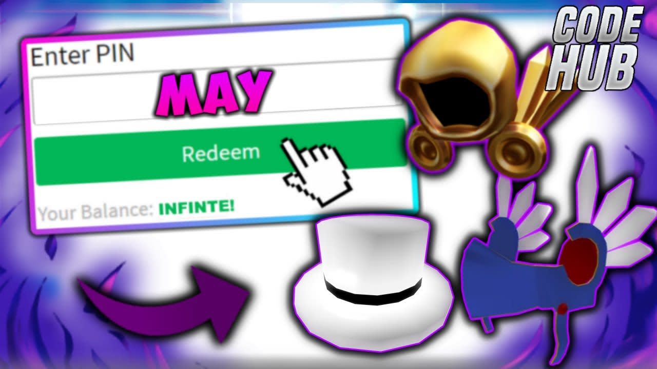 *MAY* ALL ROBLOX PROMO CODES ON ROBLOX 2020! Secret Roblox Promo Codes (NOT EXPIRED)