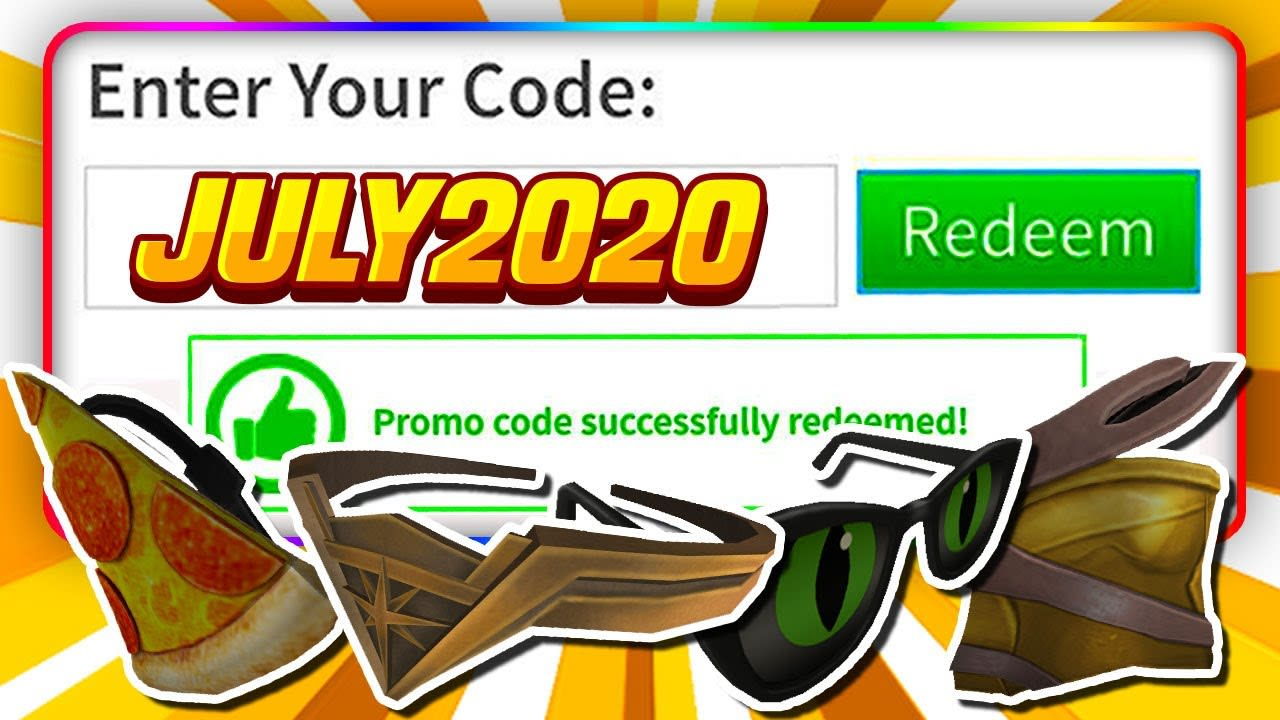ALL NEW WORKING ROBLOX PROMO CODES JULY 2020! New Promo Codes Roblox 2020 (Not Expired)