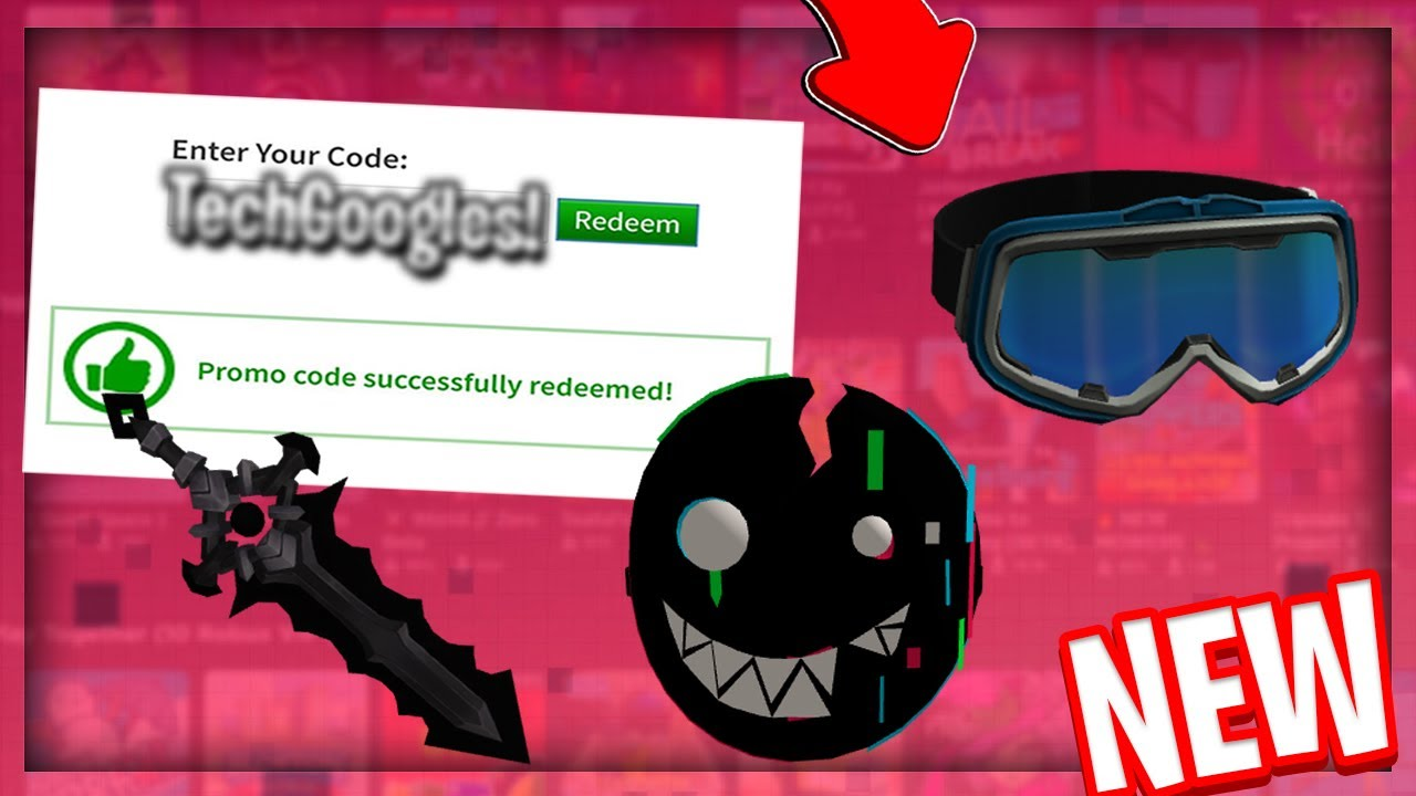 All *NEW* Working Promocodes! | Roblox Promocodes