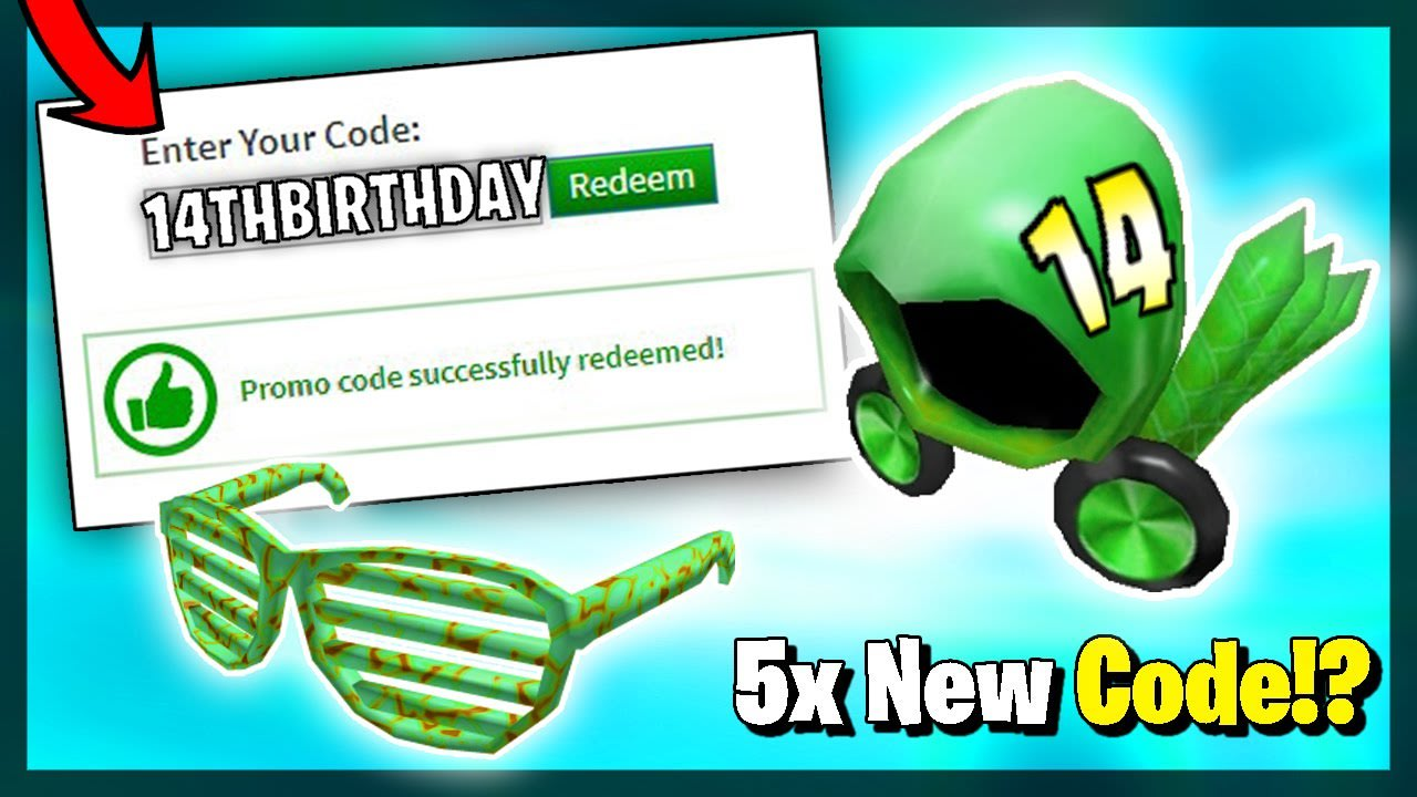 *5 Code!?* ALL NEW PROMO CODES in ROBLOX !!? (September 2020)