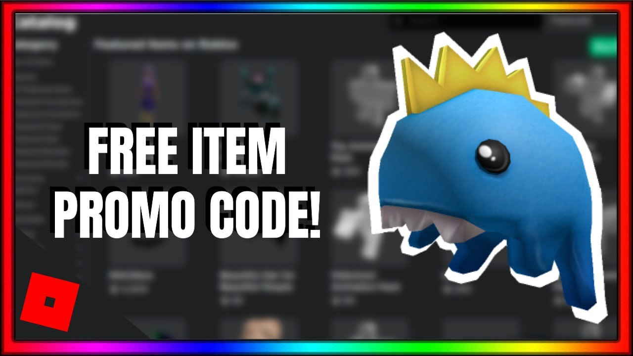 NEW ROBLOX *FREE ITEM*! (PROMO CODE)   How To Get The Socialsaurus Rex Roblox 2020 Promocode