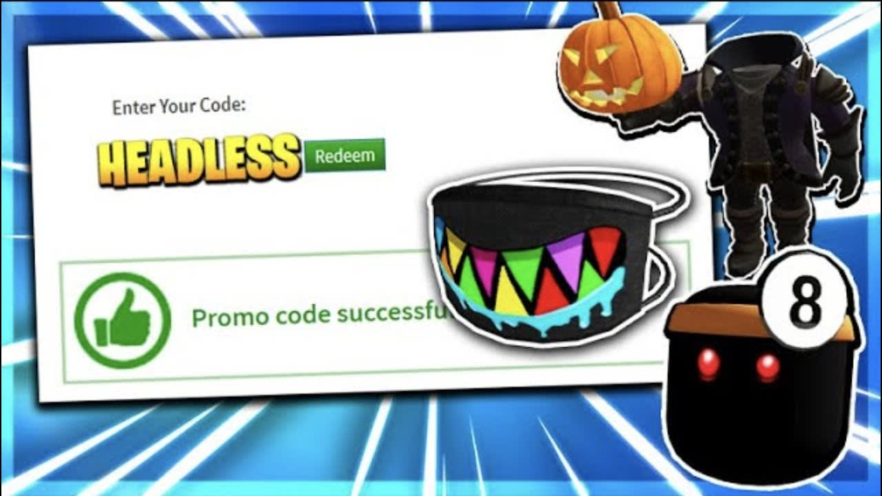 BEST PROMOCODES ROBLOX - October 2020 (WORKING) - Best Items For Free
