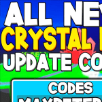 ALL NEW *CRYSTAL PET* CODES IN BLADE THROWING SIMULATOR! (ROBLOX
