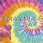 Roblox Girl Hair Codes Part 4