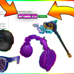 *AUGUST-SEPTEMBER 2020* ALL 6 NEW ROBLOX PROMO CODES (ROBLOX) *SECRET