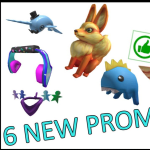 ALL 6 NEW ROBLOX PROMOCODES