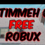 When Timmeh Tries to Get Free Robux
