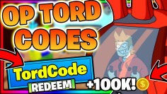 ALL NEW OP *TORD* UPDATE CODES! Roblox Funky Friday