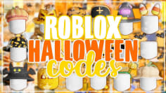 50+ Roblox Halloween/Fall Items Codes