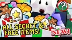 ALL *NEW* FREE ITEM SECRET LOCATIONS & PRESENT REWARDS +