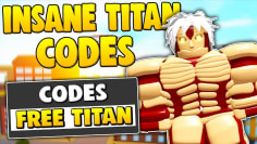 NEW *ARMOURED TITAN* CODES in ANIME FIGHTING SIMULATOR! (ROBLOX)