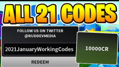 All 21 Bad Business Codes *10,000 CREDITS* Roblox (2021 January)