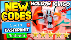 FREE NEW HOLLOW ICHIGO CODES IN ALL STAR TOWER DEFENCE!