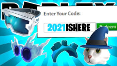 HERE ARE ALL WORKING PROMO CODES ON ROBLOX FOR JANUARY