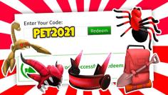 ALL NEW ROBLOX PROMO CODES ON ROBLOX 2021 ! Roblox