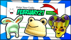 *10 Codes?!* ALL New ROBLOX Promo Codes 2021 March