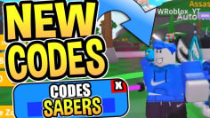 ⚔️ALL Saber Simulator CODES – FREE CROWN POINTS – Roblox