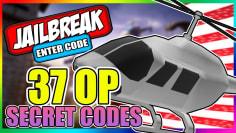 (APRIL 2021) *32* ALL NEW OP SECRET CODES! Roblox JailBreak