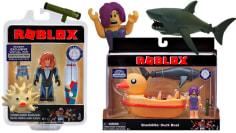 Roblox SharkBite Duck Boat & Surfer, Code Items