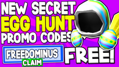 *APRIL* ALL NEW WORKING *EASTER* ROBLOX PROMO CODES! (ROBLOX CODES)