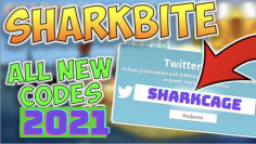 ALL 10 NEW SHARKBITE CODES! (February 2021) – Roblox Sharkbite