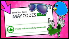 All Working Roblox Promo Codes for May 2021!!!
