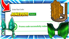 *JUNE* ALL SECRET ROBLOX PROMO CODES ON ROBLOX 2020! New