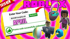 *APRIL* ROBLOX PROMO CODES & FREE ITEMS, BUNDLES [EASTER 2020]