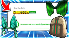 *MAY* ALL NEW ROBLOX PROMO CODES ON ROBLOX 2020! Possible